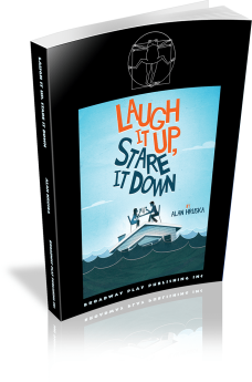 Laugh It Up Stare It Down 3D 150ppi